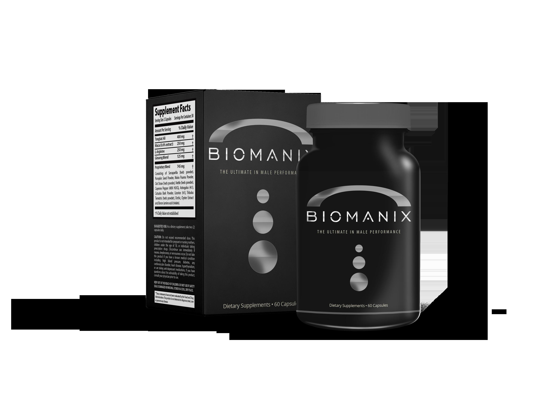 biomanix ingredients breakdown 1 male performance